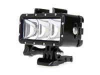 Lampe LED waterproof 30M pour Gopro