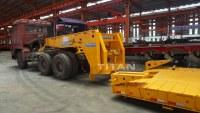 Remorque Lowboy à col de cygne amovible 100/150 tonnes | Remorque RGN à vendre près de...