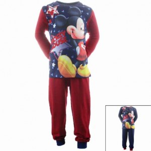 12x Pyjamas Mickey du 2 au 8 ans