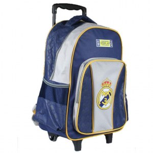 3x Trolleys Real Madrid 32x43x18