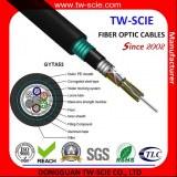 Fabricants de fibres optiques à l'extérieur Armored 12 16 24 48 96 144 288core Draka fi...