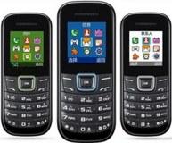 De haute qualité de 1,8 pouces de petite taille multi-langue unique bouton téléphone mo...