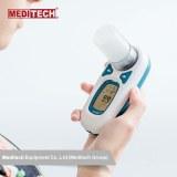 Spiromètre numérique médical de testeur de fonction pulmonaire portable SpirOx p de hau...