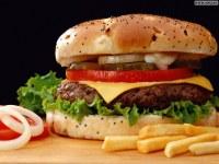 Hamburger et steak haché Halal
