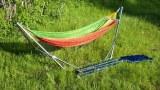 Cadre en Acier Inoxydable Camping Hammock