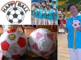 HAPPYBALL : Ballon de rééducation      Nous recherchons des INTERMEDIAIRES