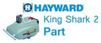 brade robot piscine Haywark King Sark 2