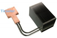 Ticooler Copper Heatsink to cool Automotive / Medical Electronics