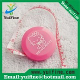 Round Shaped Hello kitty Measuring Tape 1.5m/60inch Meters 60in tape measure Lovely Min...
