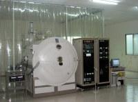 Horizontal métalliseur optique de e-faisceau en vide