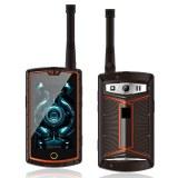 Moins cher Usine 4 pouces octa-core talkie-walkie robuste téléphone IP68 Numérique smar...