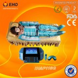2015 pressotherapy high-frequency vibration far infrared massage machine full body