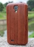 Rosewood Bois naturel Coque en bois véritable pour Samsung Galaxy S4 i9500
