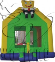 2015 good design inflatable castle/bouncer/combo on sale !!!