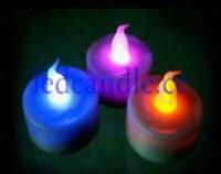 Wonderful Gift LED Solar Tea Lights