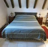 Fouta drap de lit traditionnel tunisienne