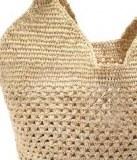 Raphia au crochet de Madagascar- Producteur en gros de sacs/pochettes