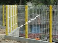 Peach après clôture