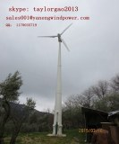 30kw Wind Power Generator, Alternative Energy Generators, Horizontal Axial 30kw wind tu...
