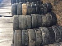 Lot pneus