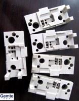Injection Plastique moulé partie, pièces de rechange moulage par injection plastique