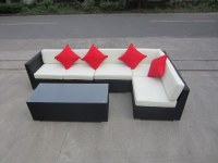 LUXURY rattan sofa set from Evensun