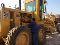 Used CAT Motor Grader 12G,55000usd