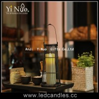 Yes Handmade and Weddings Use bamboo Material candle holder/lantern