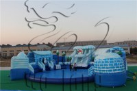 Top quality water house aqua park equipment aqua park for sale !!!