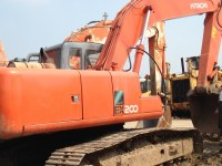 Used Hitachi Crawler Excavator EX200-5,35000usd
