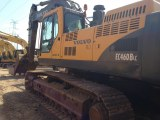 Used Volvo Crawler Excavator EC460BLC,150000usd