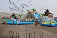 High quality inflatable water park, water park on sale !!!