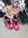 Grossiste chaussures d'occasion été export Afrique