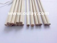 Bamboo timpani mallets