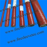 BST Heavy Duty Silicon Coated Fiberglass Fire Resistant Sleeving
