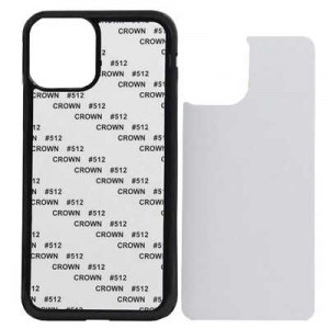 Coque d'impression par sublimation 2D pour iPhone 12