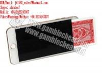 XF iPhone 6 échangeur téléphone mobile poker pour échanger les cartes