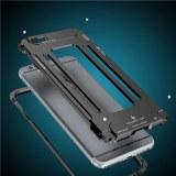 Iphone 6 S Plus Armure vis en aluminium étui pour téléphone