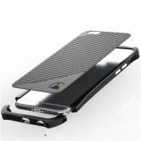 Iphone 6 S Plus Le pare-chocs Batman à vis en aluminium