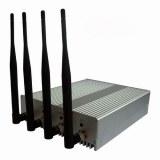Des signaux de téléphone mobile et de la commande à distance de l'antenne bloquant 4