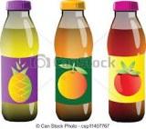 Jus de fruits, eau minérale
