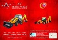 JCB 3cx & 4cx pièces de rechange de Turquie