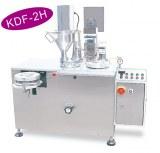 Machine de remplissage horizontale semi-automatique de capsules KDF-2H