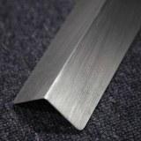 Foshan customized l angle trim silver hairline luxury decorative tile edge trim