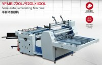 Improved Semi-auto Laminator Machine MODEL YFMB-L