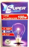 Ampoule 60 W et 100 W standard