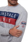 LOT ASSORTI DE 50 SWEAT-SHIRTS DE LA MARQUE LONDSDALE