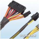 Low Temperature Flame Retardant Dual Wall Tube for Automotive Wiring