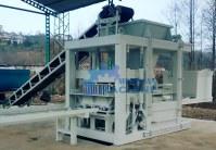 Machine fabrication de parpaing, hourdis, pavé