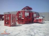 Machine de bloc beton fabrication de paves, parpaing MG 10.2